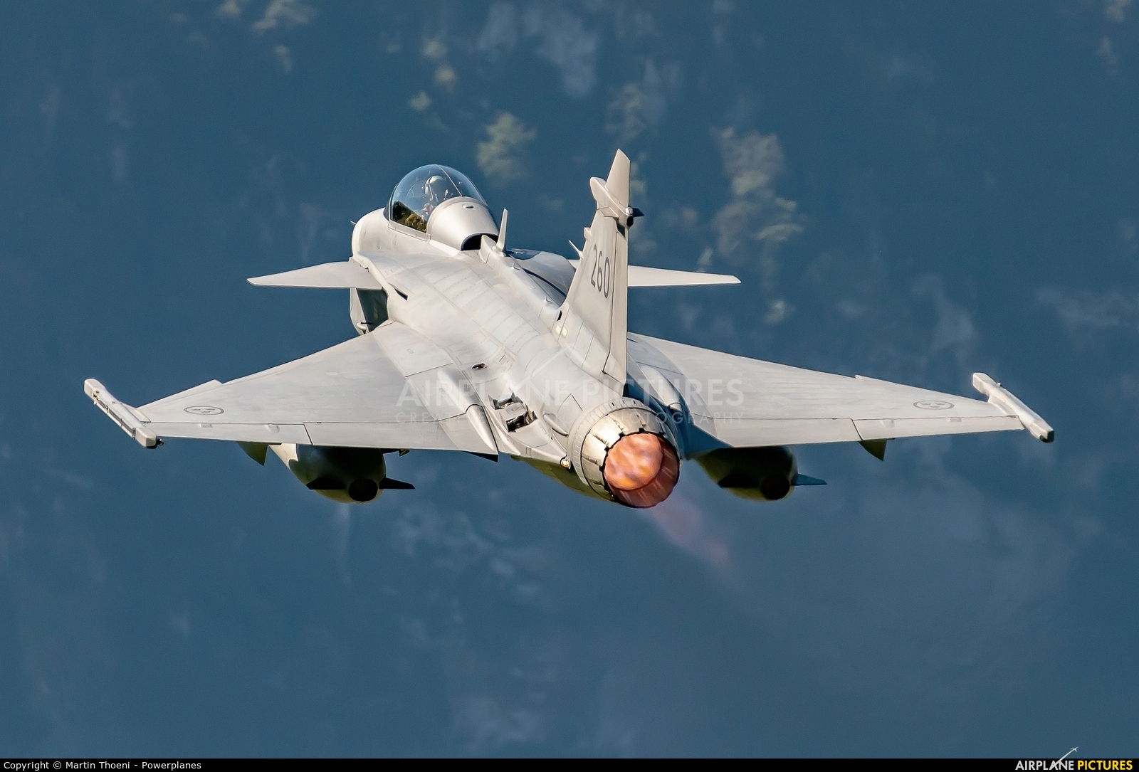 Sweden - Air Force 39260 aircraft at Mollis