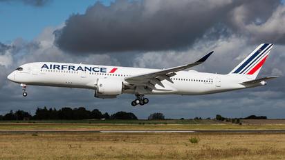 F-HTYA - Air France Airbus A350-900