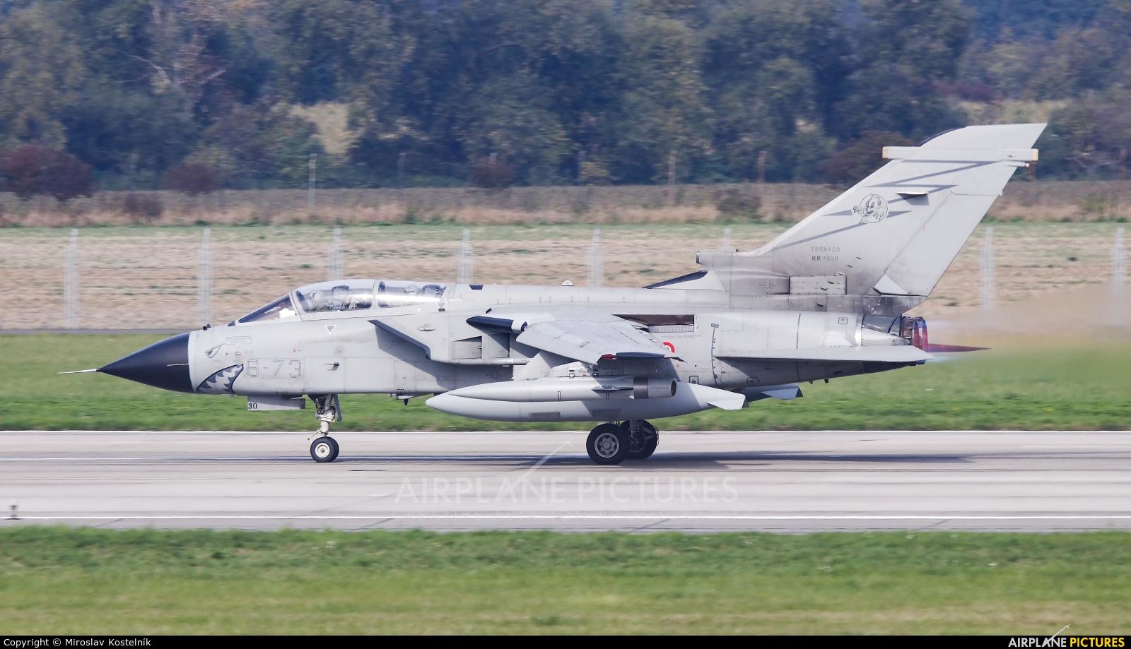 Italy - Air Force MM7030 aircraft at Ostrava Mošnov