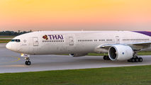 HS-TKM - Thai Airways Boeing 777-300ER aircraft
