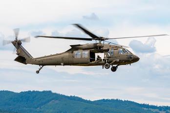 7642 - Slovakia -  Air Force Sikorsky UH-60M Black Hawk