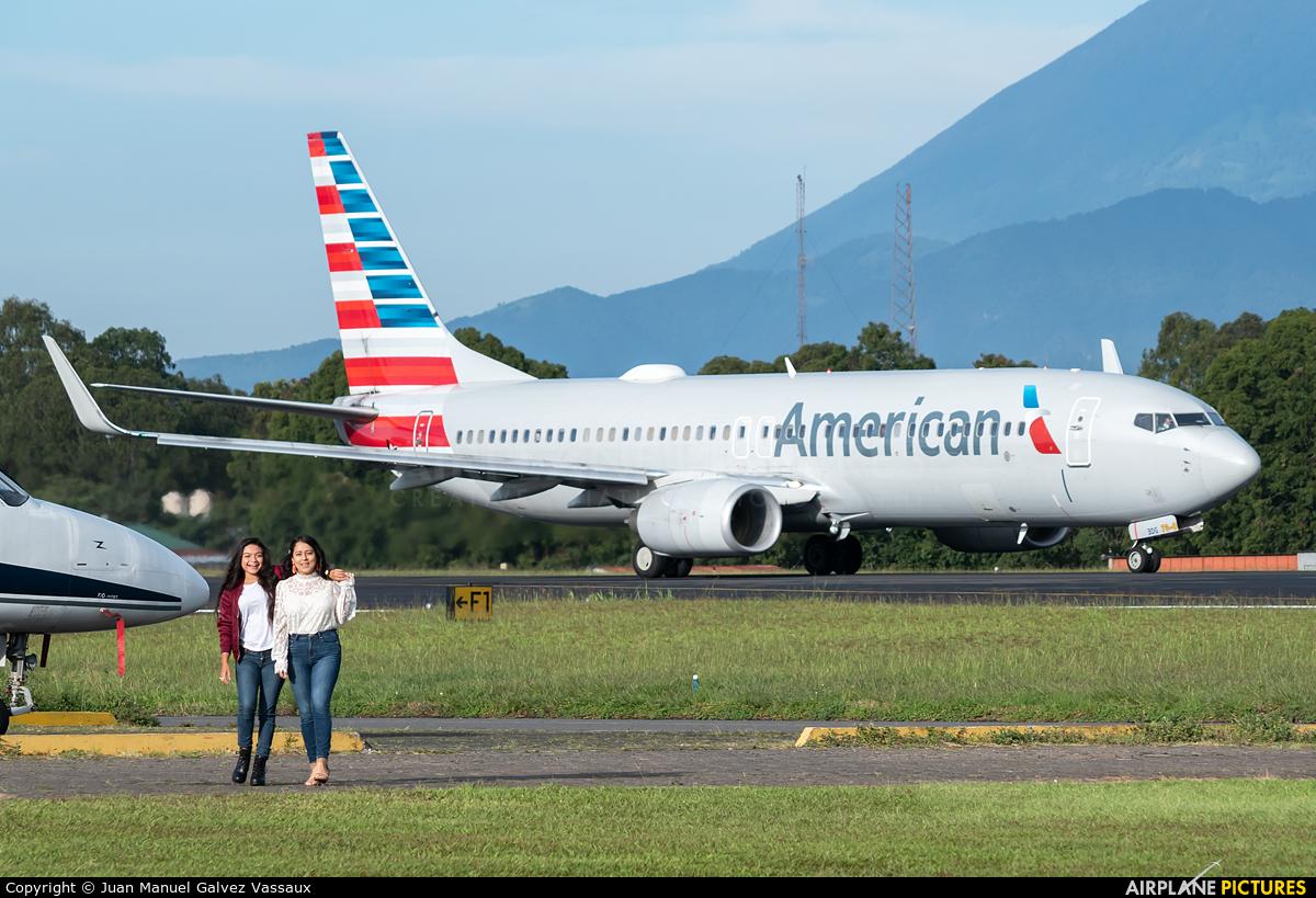 - Airport Overview MGGT aircraft at Guatemala - La Aurora