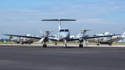 ANX-1195 - Mexico - Navy Beechcraft 300 King Air 350