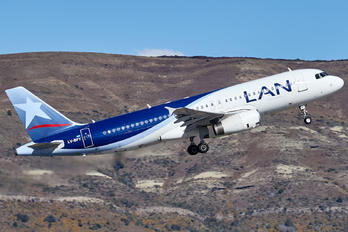 LV-BFY - LAN Argentina Airbus A320