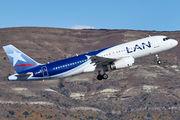 LV-BFY - LAN Argentina Airbus A320 aircraft