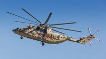 157 - Russia - Air Force Mil Mi-26T2 aircraft