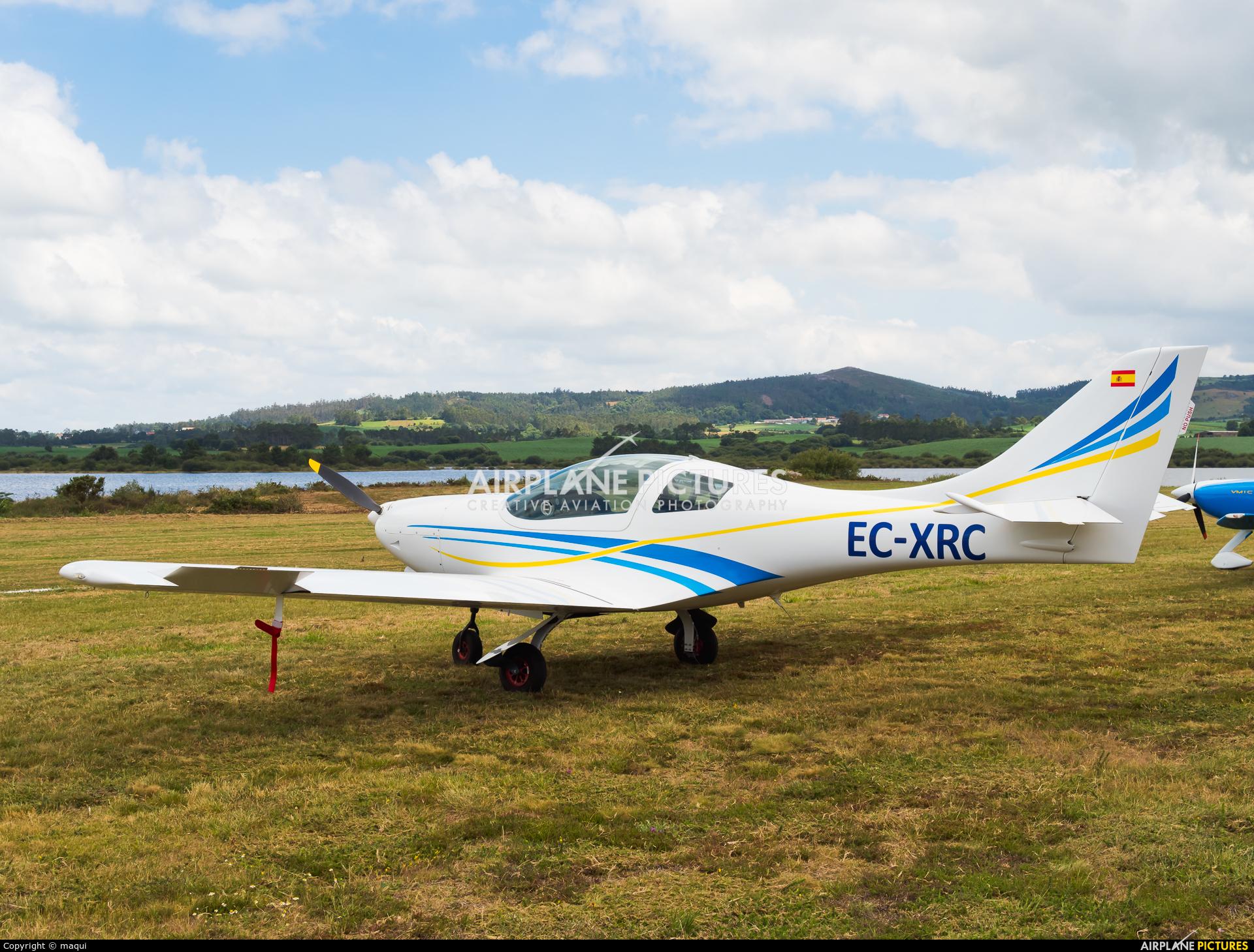 Private EC-XRC aircraft at Aerodromo De Mazaricos