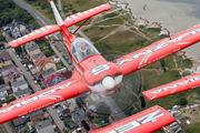#2 Grupa Akrobacyjna Żelazny - Acrobatic Group Zlín Aircraft Z-50 L, LX, M series SP-AUC taken by Michal Adamowski