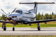 OH-WAU - Private Pilatus PC-12 aircraft