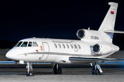YU-BNA - Serbia - Government Dassault Falcon 50 aircraft