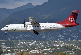 5R-MJE - Air Madagascar ATR 72 (all models)