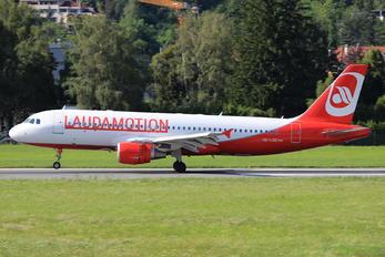 OE-LOD - LaudaMotion Airbus A320