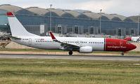 EI-FJM - Norwegian Air International Boeing 737-800 aircraft