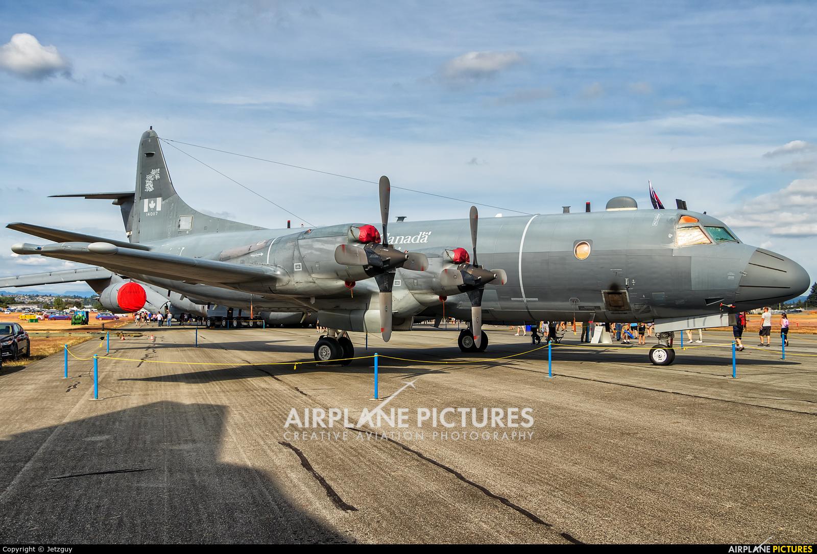 Canada - Air Force 140117 aircraft at Abbotsford, BC