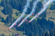 A-926 - Switzerland - Air Force: PC-7 Team Pilatus PC-7 I & II aircraft
