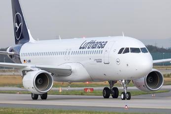 D-AIWH - Lufthansa Airbus A320