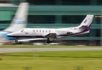 OE-GPS - Tyrol Air Ambulance Cessna 550 Citation Bravo