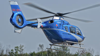 OK-BYH - Czech Republic - Police Eurocopter EC135 (all models)