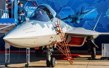 057 - Sukhoi Design Bureau Sukhoi T-50