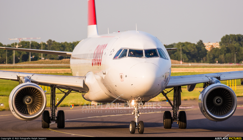 Swiss HB-IJQ aircraft at Amsterdam - Schiphol