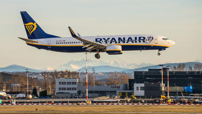 EI-FOG - Ryanair Boeing 737-800