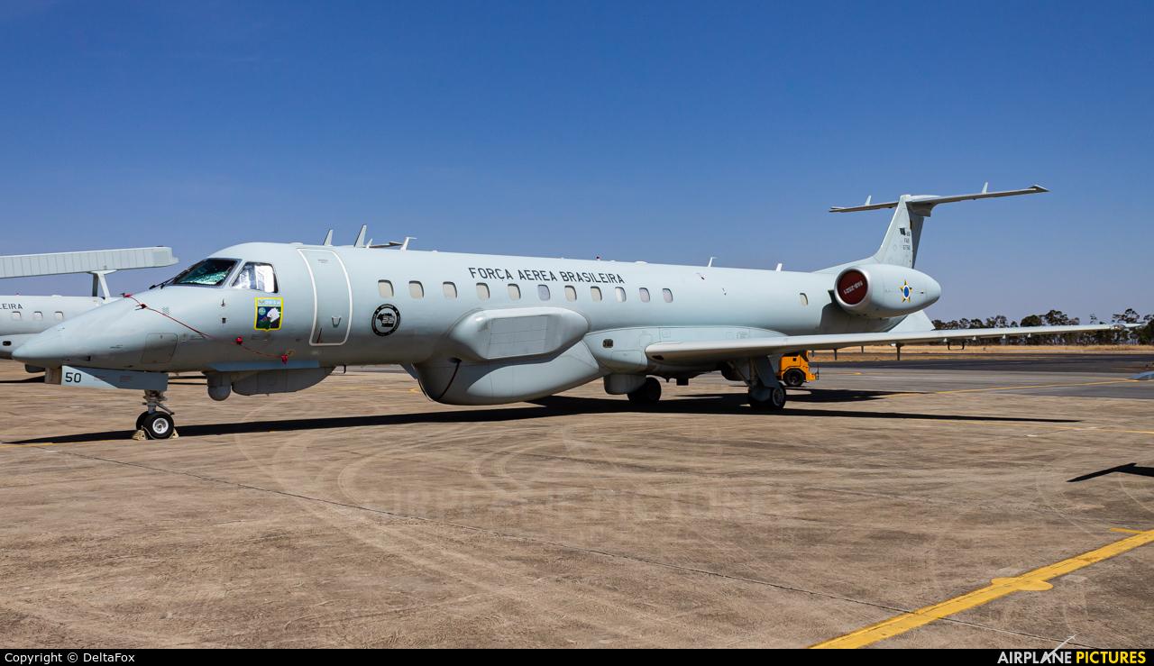 Brazil - Air Force FAB6750 aircraft at Anápolis AFB