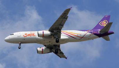 HS-TXB - Thai Smile Airbus A320