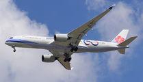 B-18917 - China Airlines Airbus A350-900 aircraft