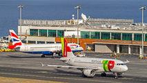 CS-TTB - TAP Portugal Airbus A319 aircraft