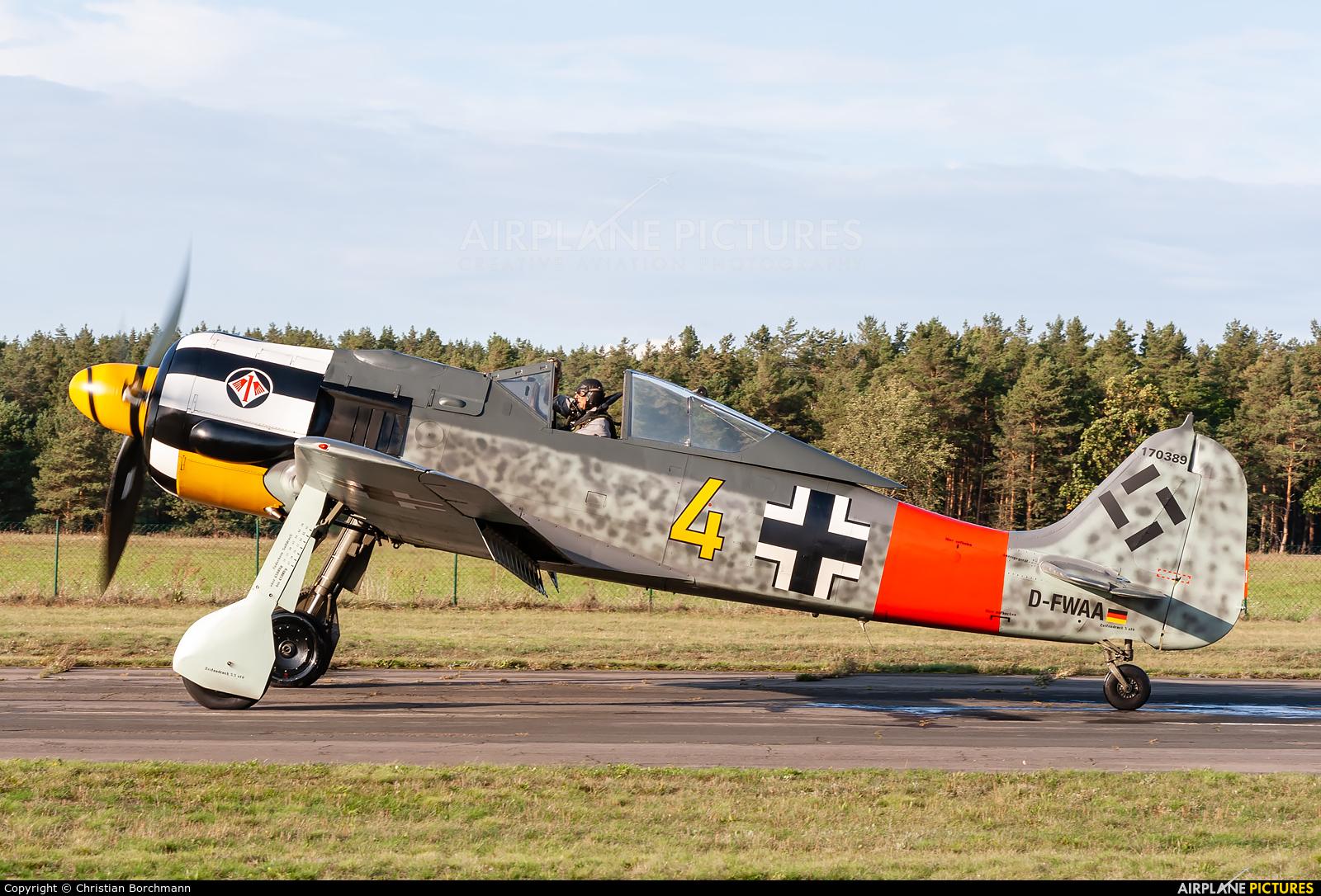 DCS: Fw 190 A-8