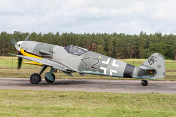 D-FMGV - Hangar 10 Air Fighter Collection GmbH Messerschmitt Bf.109G