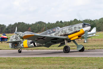 D-FMGS - Private Messerschmitt Bf.109G