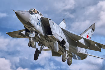29 - Russia - Navy Mikoyan-Gurevich MiG-31 (all models)