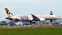 A6-BLG - Etihad Airways Boeing 787-9 Dreamliner aircraft