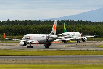 JA18JJ - Jetstar Japan Airbus A320