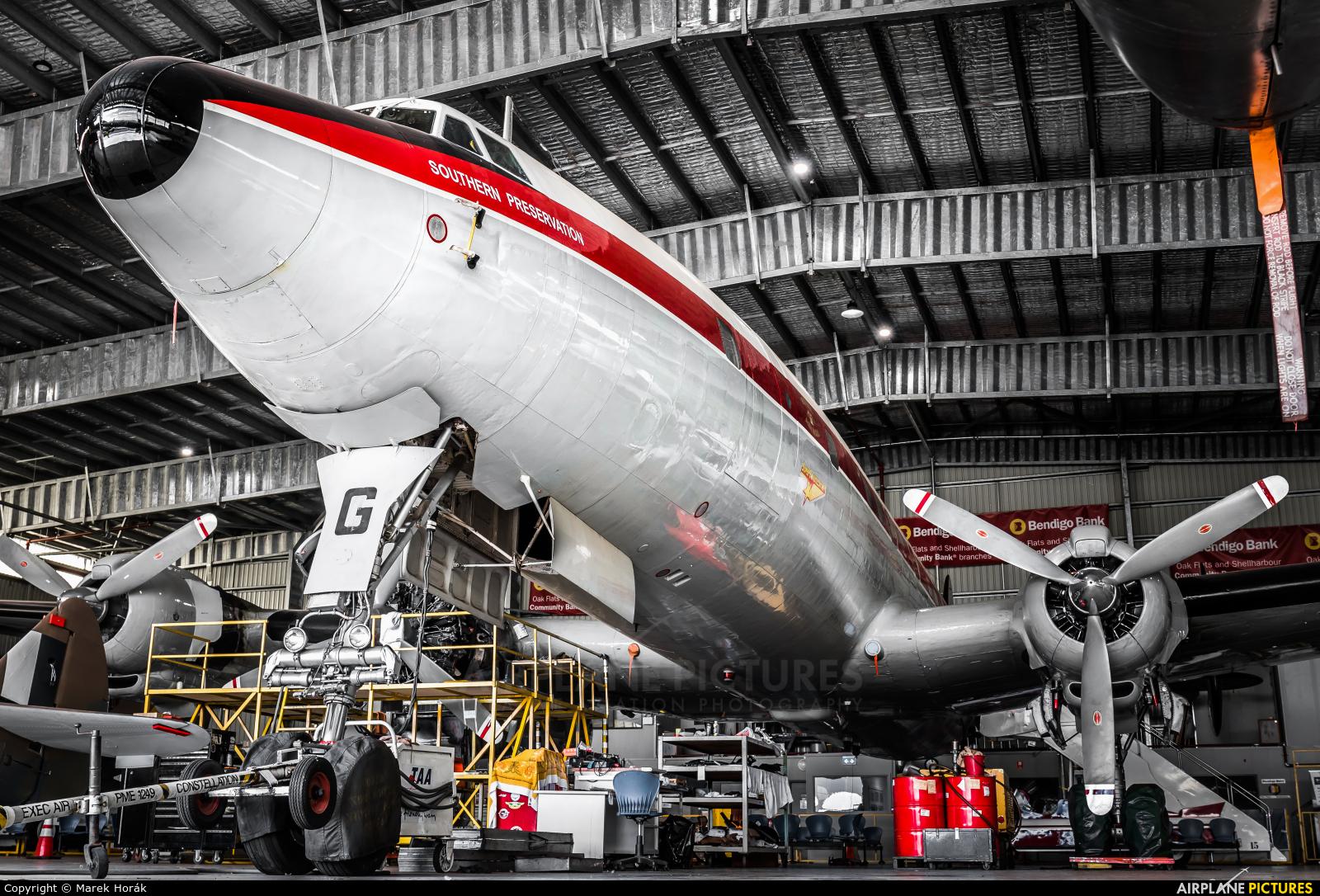 Historical Aircraft Restoration Society - HARS VH-EAG aircraft at Wollongong - Illawarra, NSW