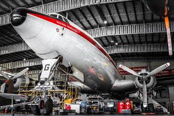 VH-EAG - Historical Aircraft Restoration Society - HARS Lockheed C-121C Super Constellation