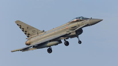 M.M. 7292 - Italy - Air Force Eurofighter Typhoon