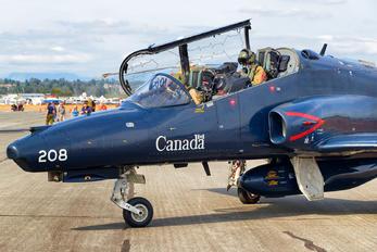 155208 - Canada - Air Force British Aerospace CT-155 Hawk