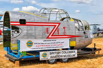 FM104 - Canada - Air Force Avro 683 Lancaster B.X
