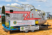 FM104 - Canada - Air Force Avro 683 Lancaster B.X aircraft