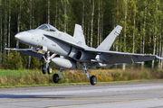 HN-451 - Finland - Air Force McDonnell Douglas F-18C Hornet aircraft