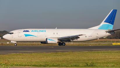 HA-FAU - ASL Airlines Boeing 737-400F