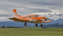 SP-MOC - Private Pacific Aerospace 750XL aircraft