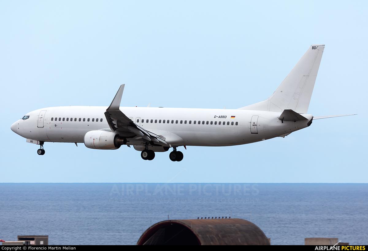 TUIfly D-ABBD aircraft at Aeropuerto de Gran Canaria