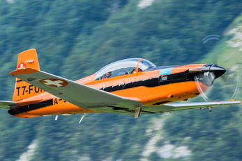 Swiss Airforce - PC-7