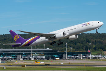 HS-TKL - Thai Airways Boeing 777-300ER