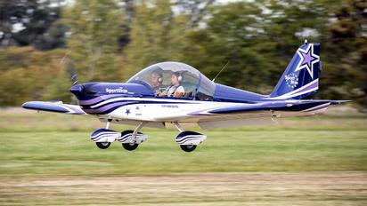 LV-X312 - Private Evektor-Aerotechnik SportStar RTC