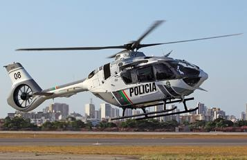 PP-ARY - Brazil - Military Police Airbus Helicopters EC135T3