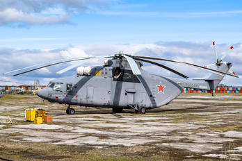 RF-36018 - Russia - Air Force Mil Mi-26